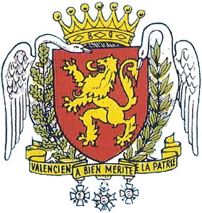 Armoiries de Valenciennes